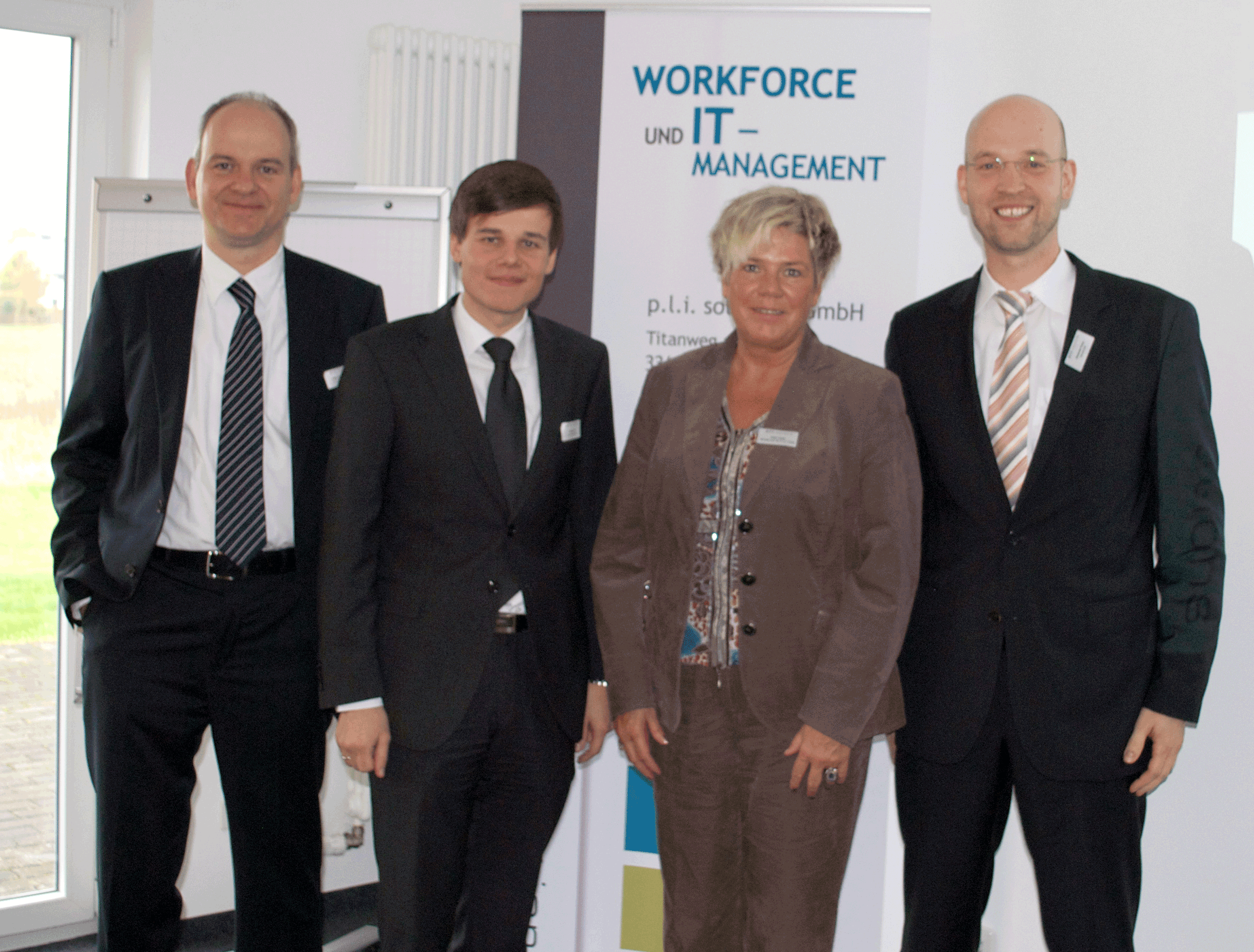 BusinessBreakfast_Selbstmanagement_VolkerJohannhoerster_MarcelPohl_GabyThiele_AlexanderPauly